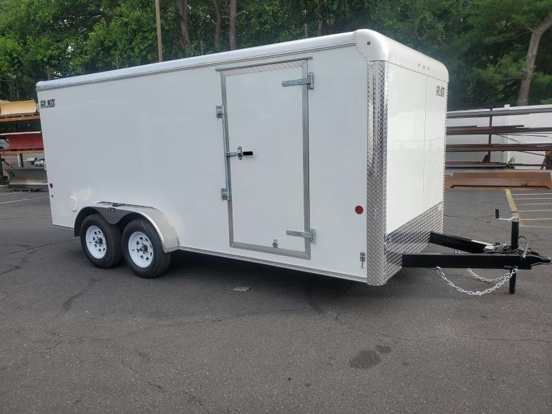 2021 Car Mate 7x16 7K Enclosed Cargo Trailer 2024386