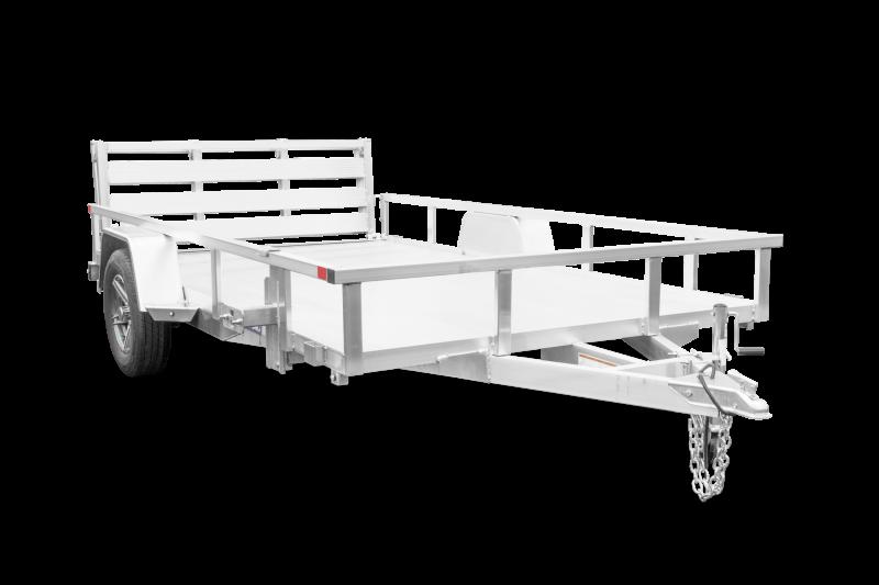 2022 Sure-Trac 7x14 aluminum Utility Trailer 2024880