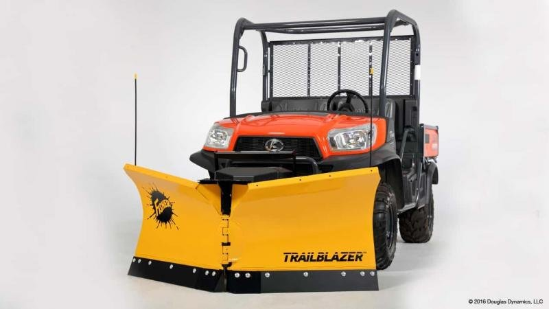 2021 Fisher Engineering UTV Plow - Trailblazer