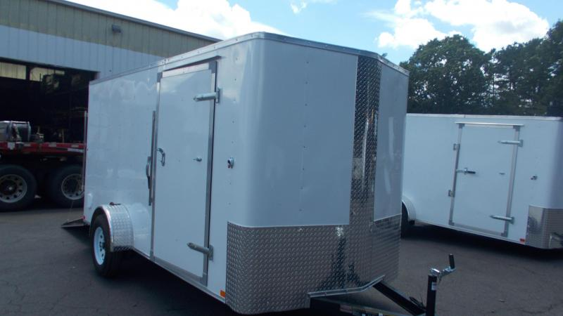 2020 Carry-On 6X14 Bull Nose Enclosed Cargo Trailer 2022471