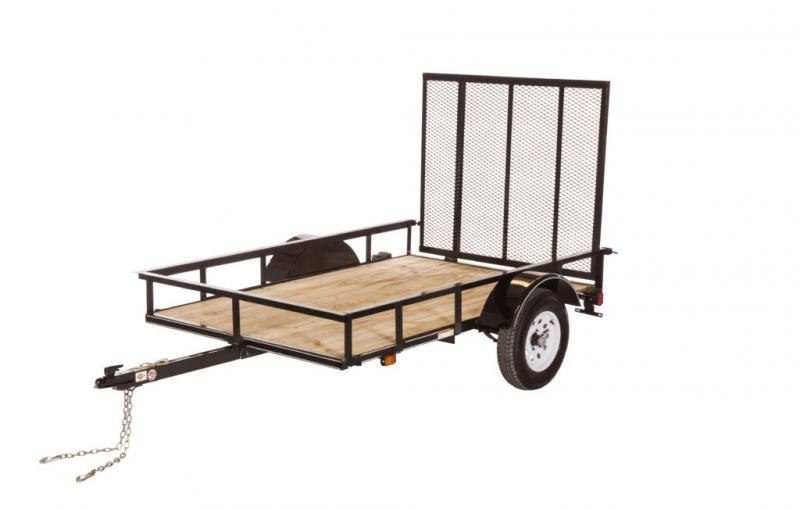 2021 Carry-On 5X8 Utility Trailer 2023257
