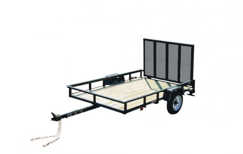 2021 Carry-On 4X6 Scratch and Dent Utility Trailer 2023155
