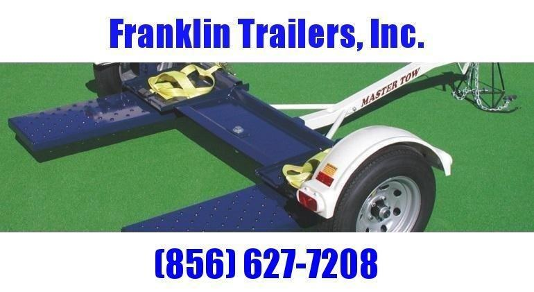 Master Tow 80THD2 Tow Dolly with Hydraulic Brakes 2023244