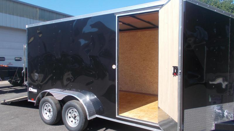 2021 Cargo Express E714CE1TVE-6 Enclosed Cargo Trailer 2022582