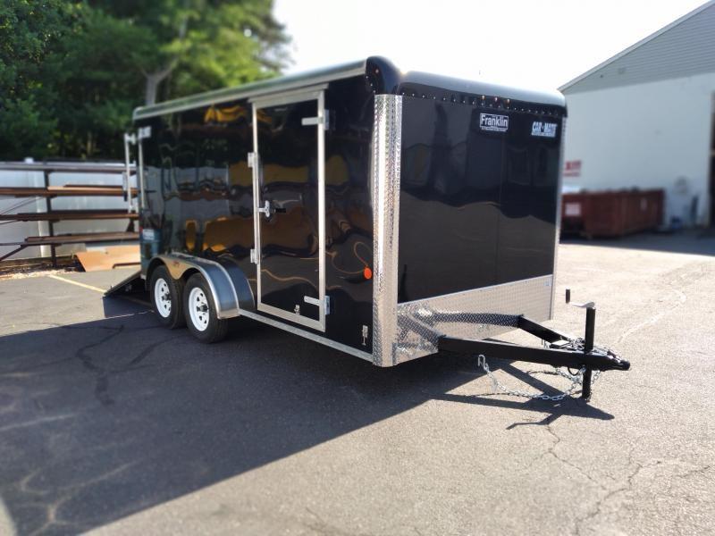 2021 Car Mate 7x14 7K Enclosed Cargo Trailer 2024404