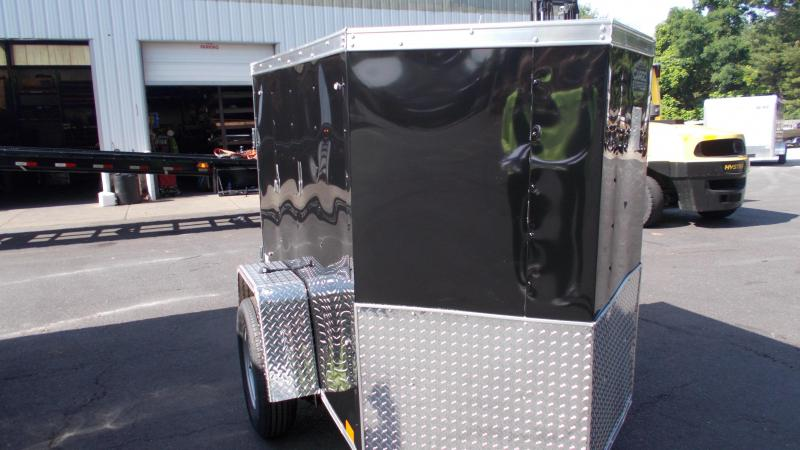2021 Cargo Express 4X6 Enclosed Cargo Trailer 2022475