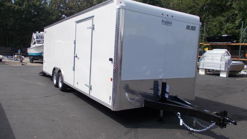 2021 Car Mate Trailers 8.5 X 24 Car / Racing Trailer 2022787