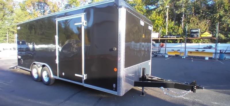 2021 Car Mate Trailers 8.5X20 10K Enclosed Landscpae Trailer 2024903
