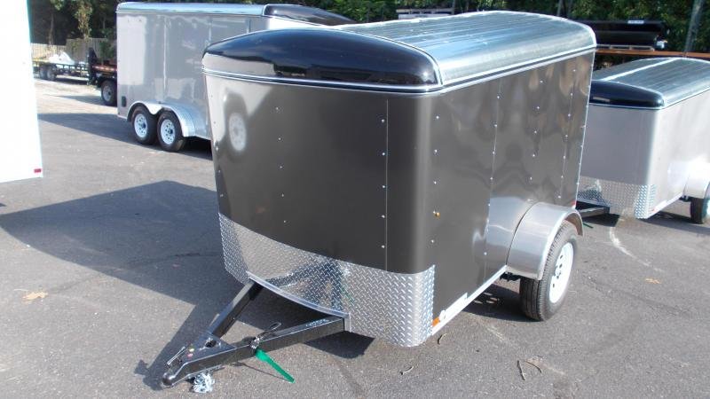 2020 Carry-On 5X8 Enclosed Cargo Trailer 2022661
