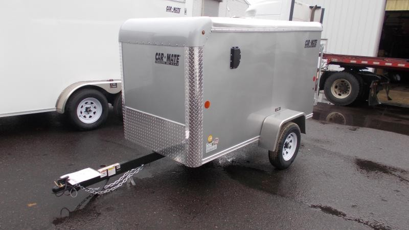 2021 Car Mate Trailers 4x8 Cargo Trailer 2023076
