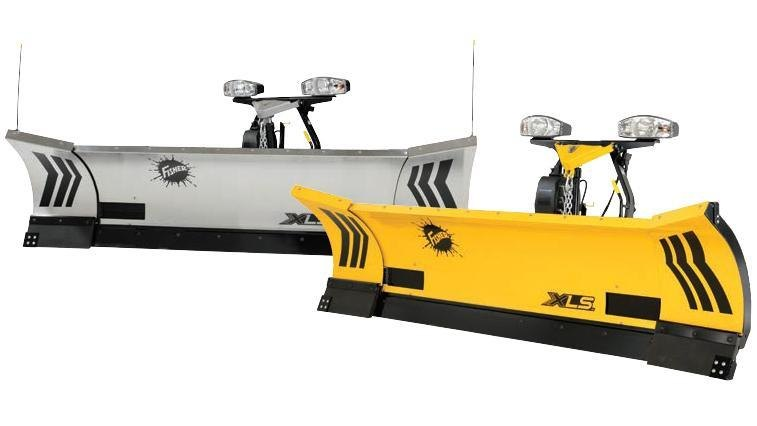 2021 Fisher Engineering XLS Snow Plow