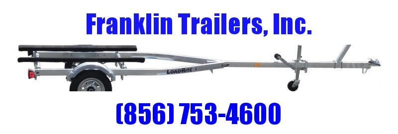 2021 Load Rite 16F1200W Small V-Bunk Trailer 2022802
