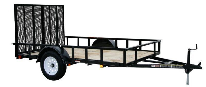 2020 Carry-On 610CO Utility Trailer 202968