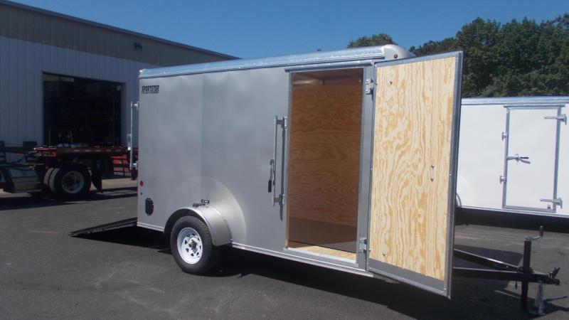 2021 Car Mate Trailers E612CM1E-6 Enclosed Cargo Trailer 2022576
