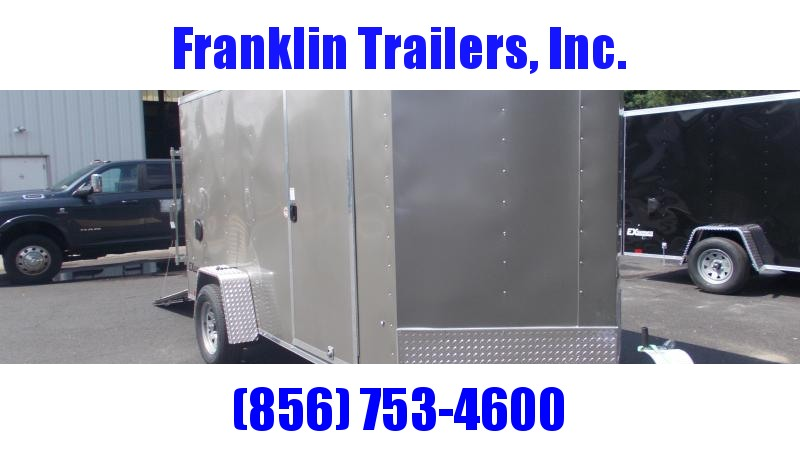 2020 Cargo Express E612CE1VE Enclosed Cargo Trailer 2022546