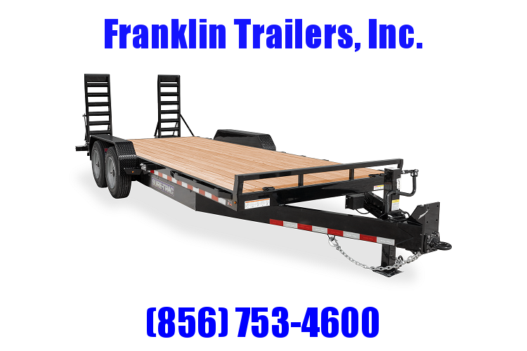 2021 Sure-Trac 7 x 22 Equipment Trailer  16K