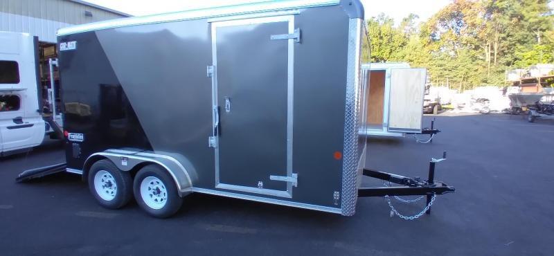 2021 Car Mate Trailers 7X14 Enclosed Cargo Trailer
