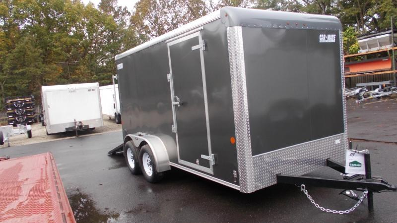 2021 Car Mate Trailers 7x14 Cargo Trailer 2023079