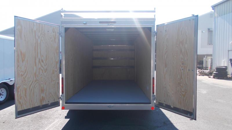 2020 Car Mate 7X16 Enclosed Cargo Trailer 2022463