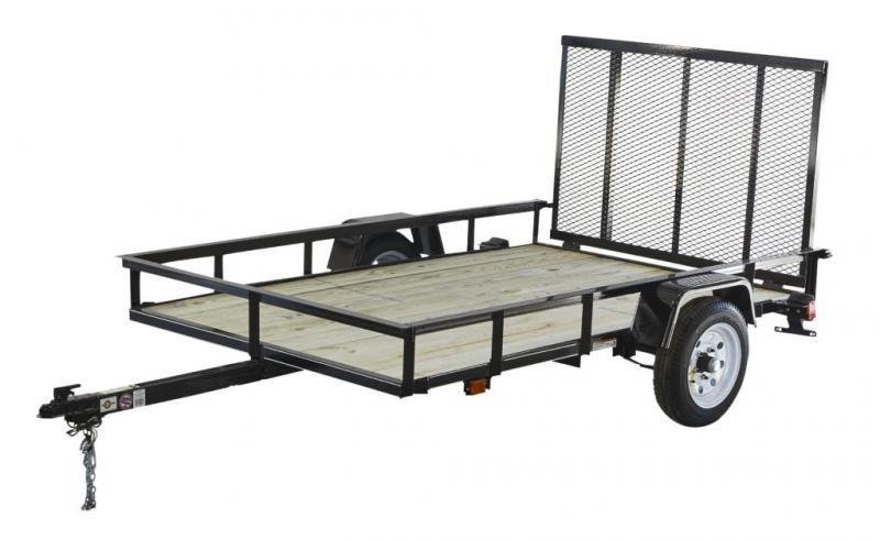 2021 Carry-On 5X8 Utility Trailer 2023338