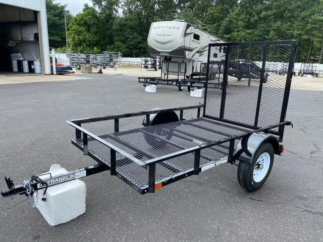 2021 Carry-On 5X8 Utility Trailer 2024753