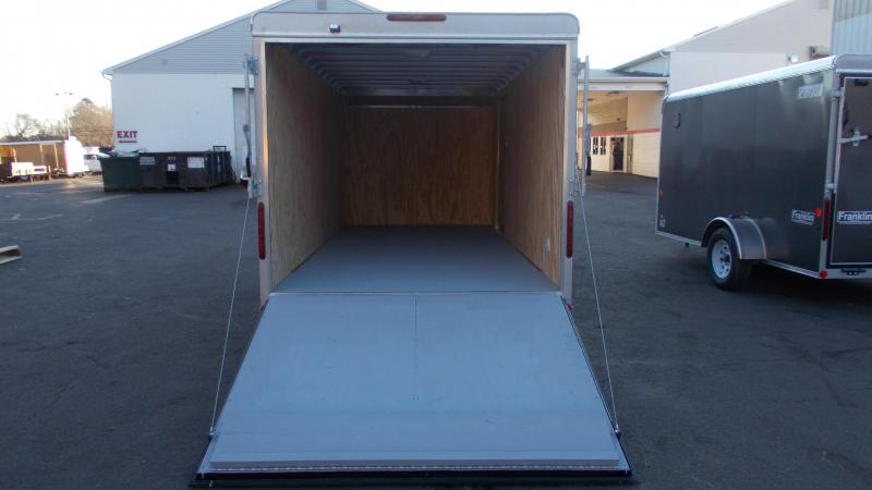 2021 Car Mate 7x16 Enclosed Cargo Trailer 2023419