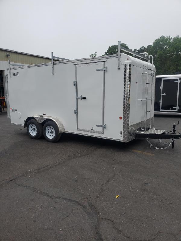2021 Car Mate 7x16 Contractor Cargo Trailer 2024294