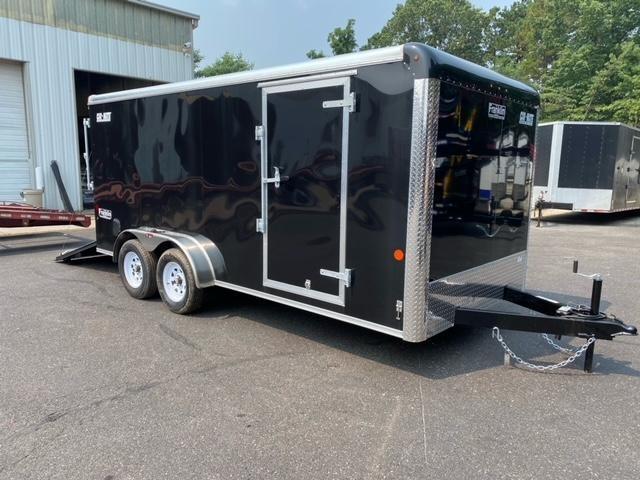 2021 Car Mate 7x16 7K Enclosed Cargo Trailer 2024561
