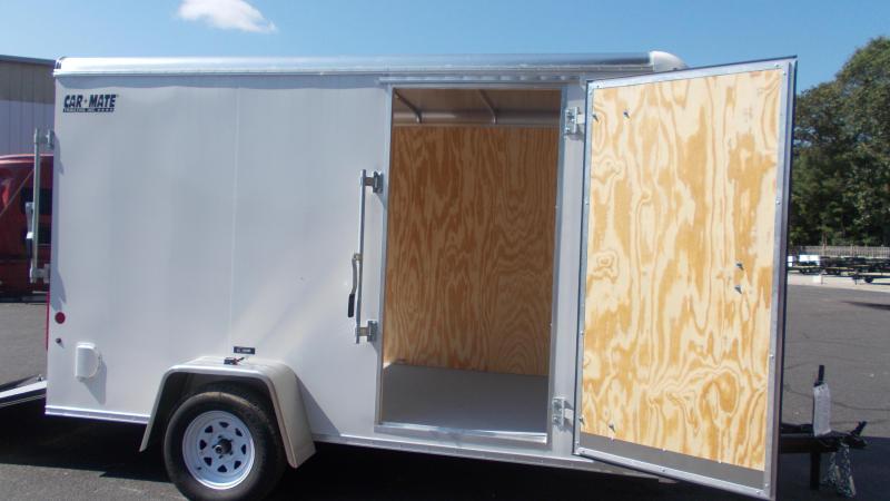 2020 Car Mate Trailers 6x12 Enclosed Cargo Trailer 2022700