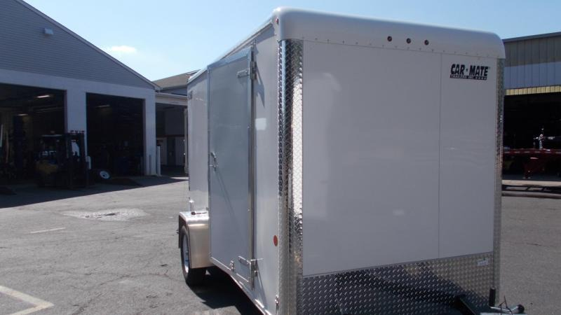 2020 Car Mate Trailers 6x12 Enclosed Cargo Trailer 2022700