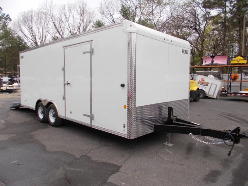 2021 Car Mate 8.5x20 10K Enclosed Landscape Trailer 2024021