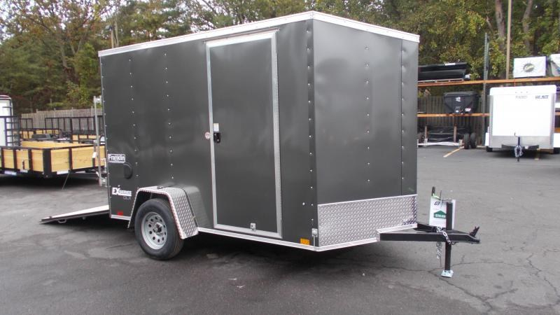 2021 Cargo Express 6X10 Enclosed Cargo Trailer 2023074