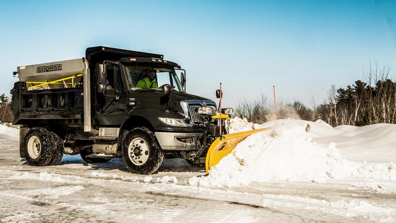 2019 Fisher Engineering HC Snow Plow