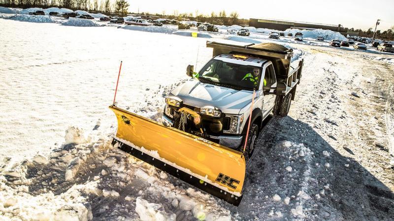 2021 Fisher Engineering HC Snow Plow