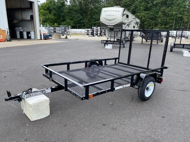 2021 Carry-On 5X8 Utility Trailer 2024738