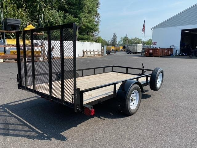 2022 Used Currahee 6x12 Utility Trailer 2024730