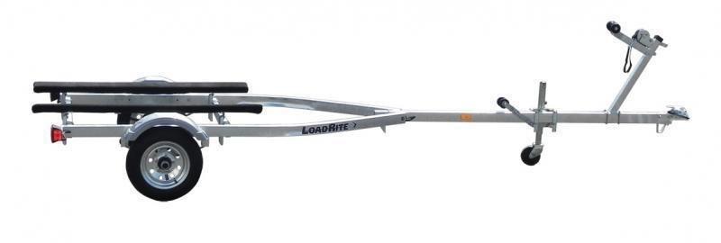 2021 Load Rite 16F1200W Small V-Bunk (Welded Frame) Boat Trailer 2024155