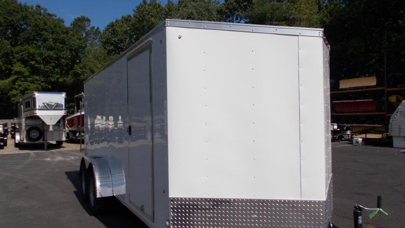 2021 Cargo Express 7X16 Enclosed Cargo Trailer 2022477