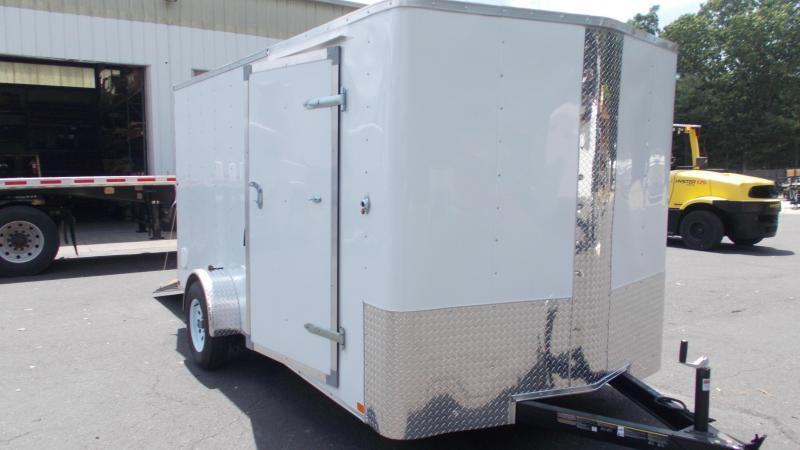 2020 Carry-On E714CO1-BN Enclosed Cargo Trailer 2022524