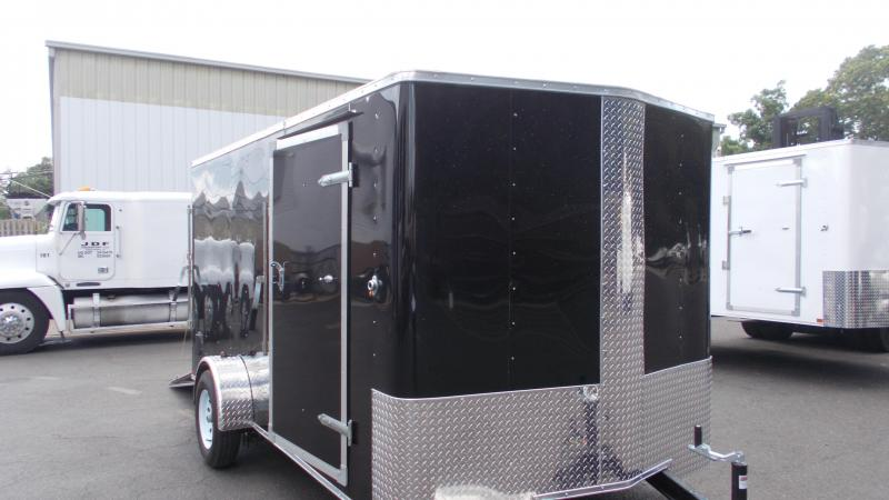 2020 Carry-On E714CO1-BN Enclosed Cargo Trailer 2022523