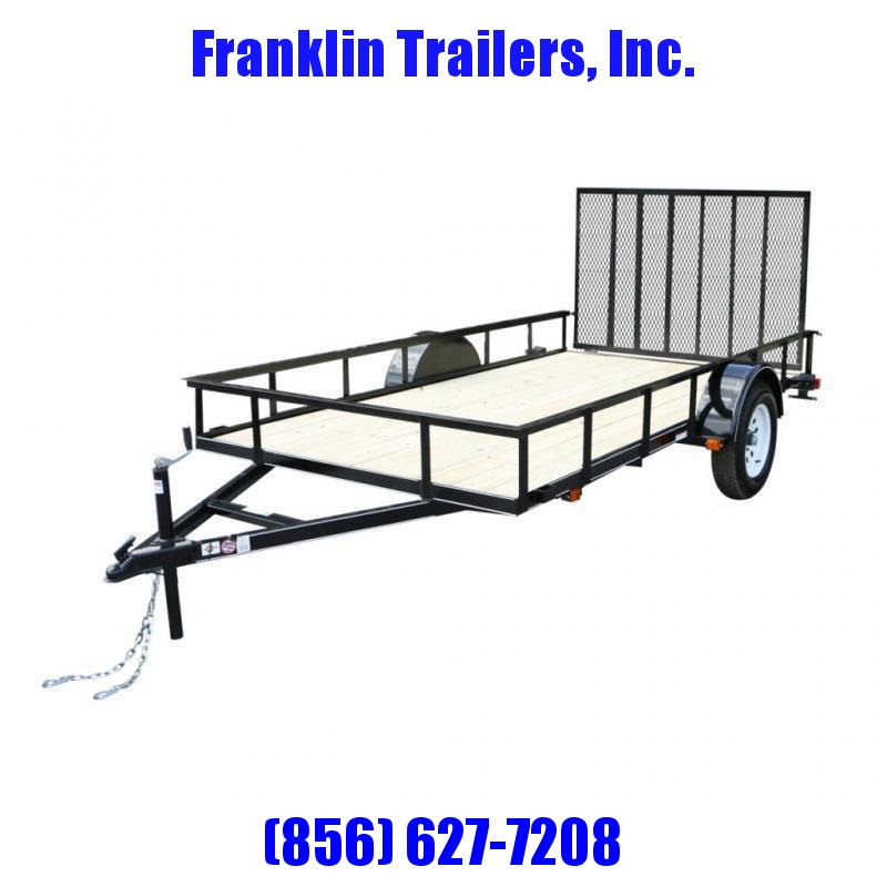 2020 Carry-On 6X12 Utility Trailer 2022872