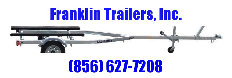2020 Load Rite 16F1200W Small V-Bunk (Welded Frame) Boat Trailer 2021499