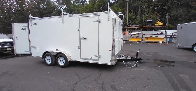 2021 Car Mate 7x16 Enclosed Contractor Trailer 2024845