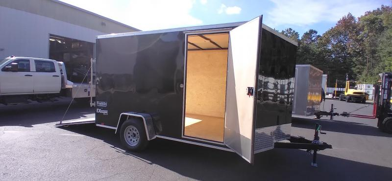 """2022 Cargo Express 7x12 Cargo / Enclosed Trailer with 6"""" Addt'l Height 2024864"""