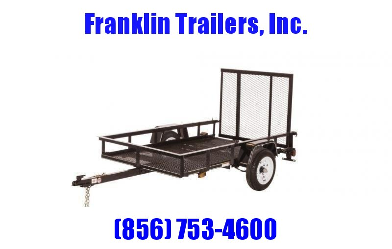 2020 Carry-On 4X6 Utility Trailer 2021915