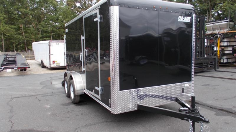 2021 Car Mate Trailers E714CM1TE-6 Enclosed Cargo Trailer 2022935