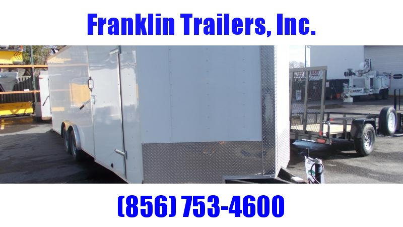 2020 Lark E8524LU8V Enclosed Car Trailer 2021967