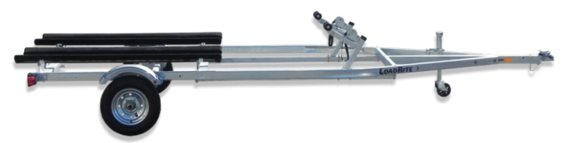 2022 Load Rite WV2300T Double Watercraft Trailer 2024276