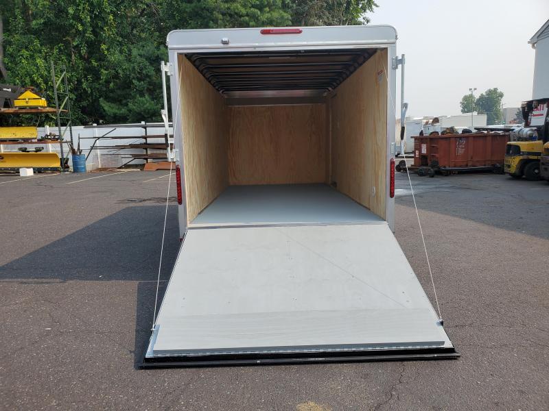 2021 Car Mate 7x16 7K Enclosed Cargo Trailer 2024542