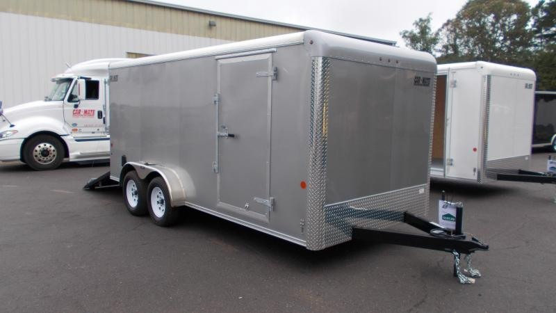 2021 Car Mate 7x16 Enclosed Cargo Trailer 2022944